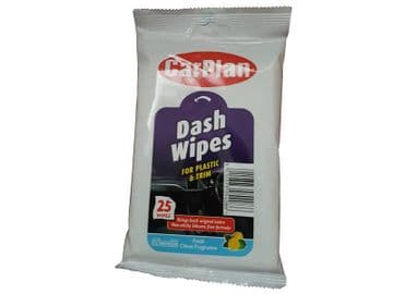 Dash Wipes (Pouch of 25)